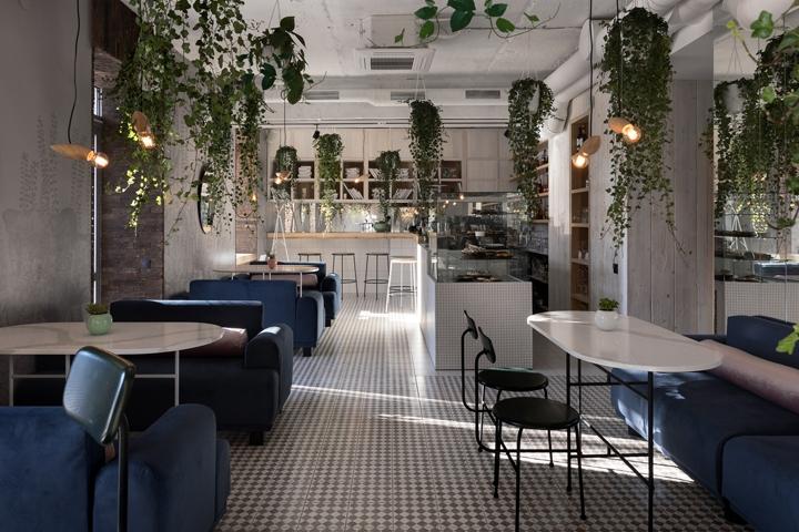 thiết kế quán cafe đơn giản mà đẹp thu hút triệu khách hàng 1