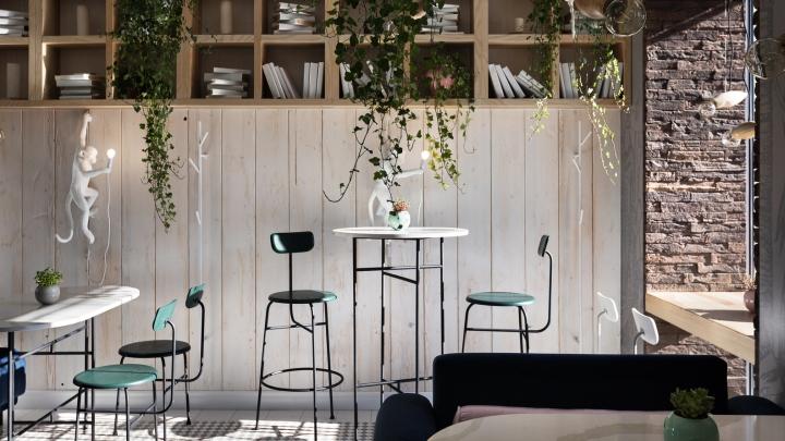 thiết kế quán cafe đơn giản mà đẹp thu hút triệu khách hàng 4