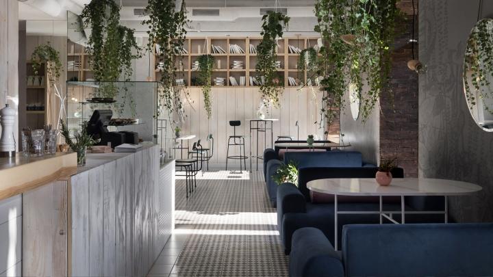 thiết kế quán cafe đơn giản mà đẹp thu hút triệu khách hàng 5
