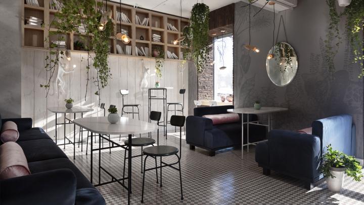 thiết kế quán cafe đơn giản mà đẹp thu hút triệu khách hàng 6