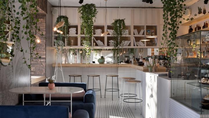 thiết kế quán cafe đơn giản mà đẹp thu hút triệu khách hàng 2