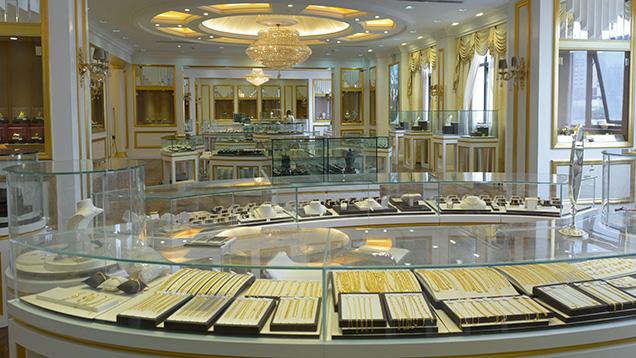4 mẹo thiết kế tiệm vàng hút khách bạn không nên bỏ lỡ