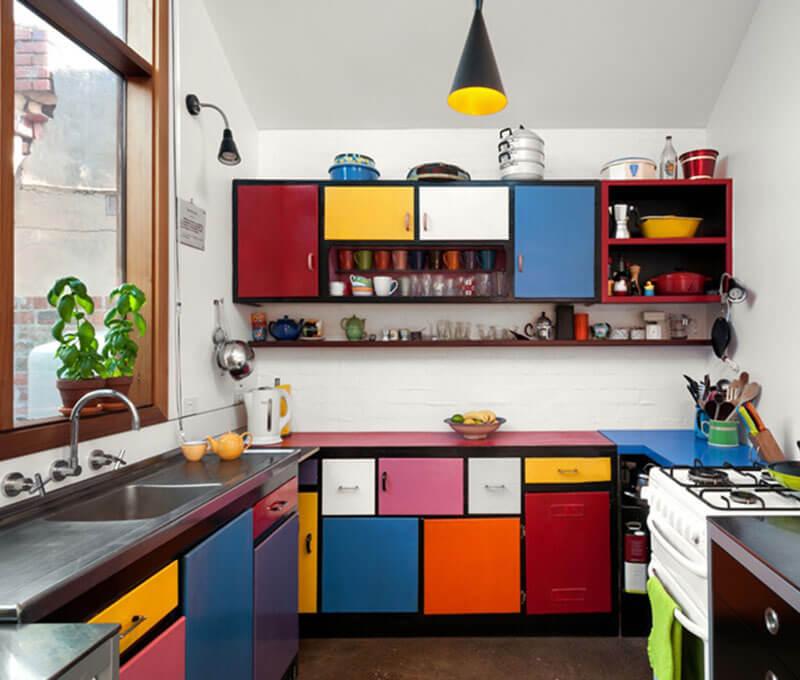 Top 3 xu hướng thiết kế bếp cho biệt thự mini 2 tầng đẹp hoàn hảo