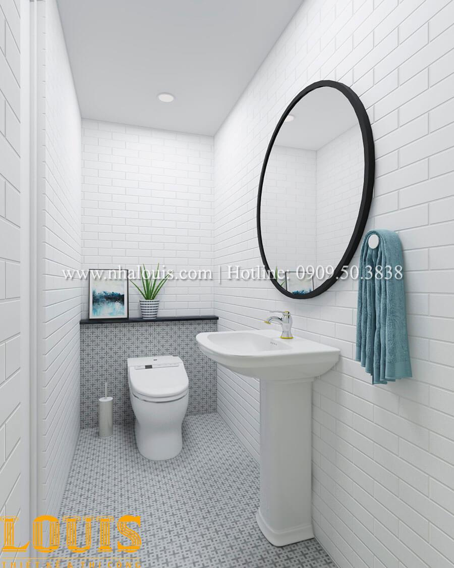 WC Cải tạo nhà biệt thự phố cập nhật theo xu hướng mới tại Quận 10 - 16