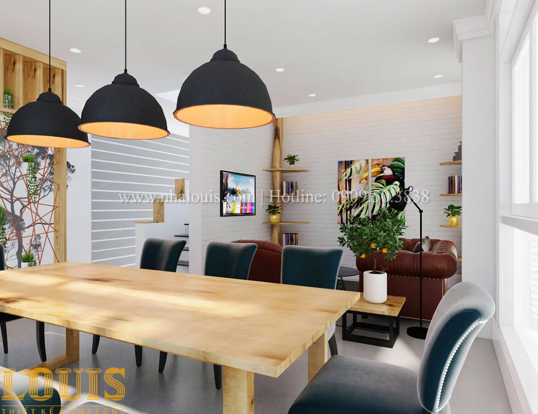 Phòng khách và phòng ăn Bếp và phòng ăn Cải tạo nhà biệt thự phố cập nhật theo xu hướng mới tại Quận 10 - 18