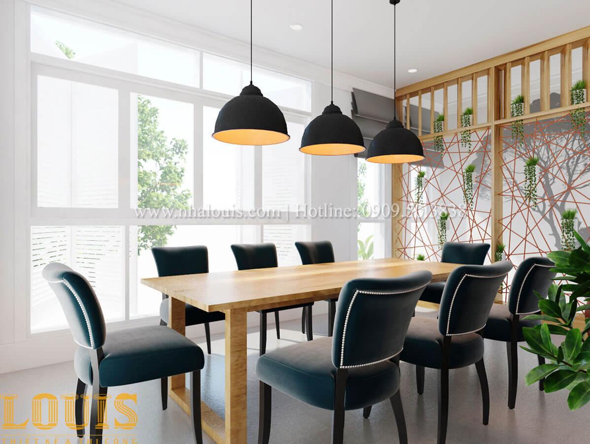 Phòng khách và phòng ăn Bếp và phòng ăn Cải tạo nhà biệt thự phố cập nhật theo xu hướng mới tại Quận 10 - 19