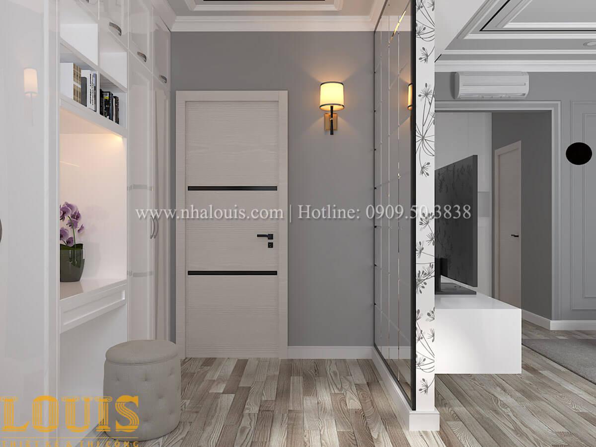 Phòng ngủ master Cải tạo nhà biệt thự phố cập nhật theo xu hướng mới tại Quận 10 - 35