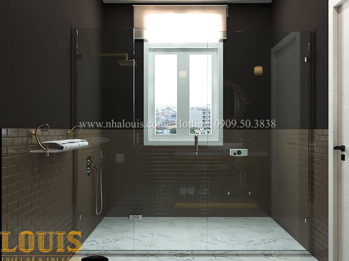 Phòng tắm và WC Cải tạo nhà biệt thự phố cập nhật theo xu hướng mới tại Quận 10 - 43
