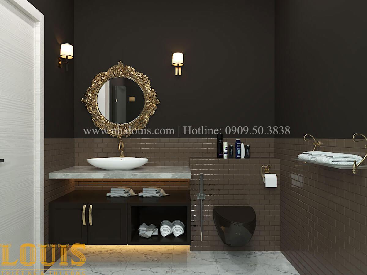Phòng tắm và WC Cải tạo nhà biệt thự phố cập nhật theo xu hướng mới tại Quận 10 - 44