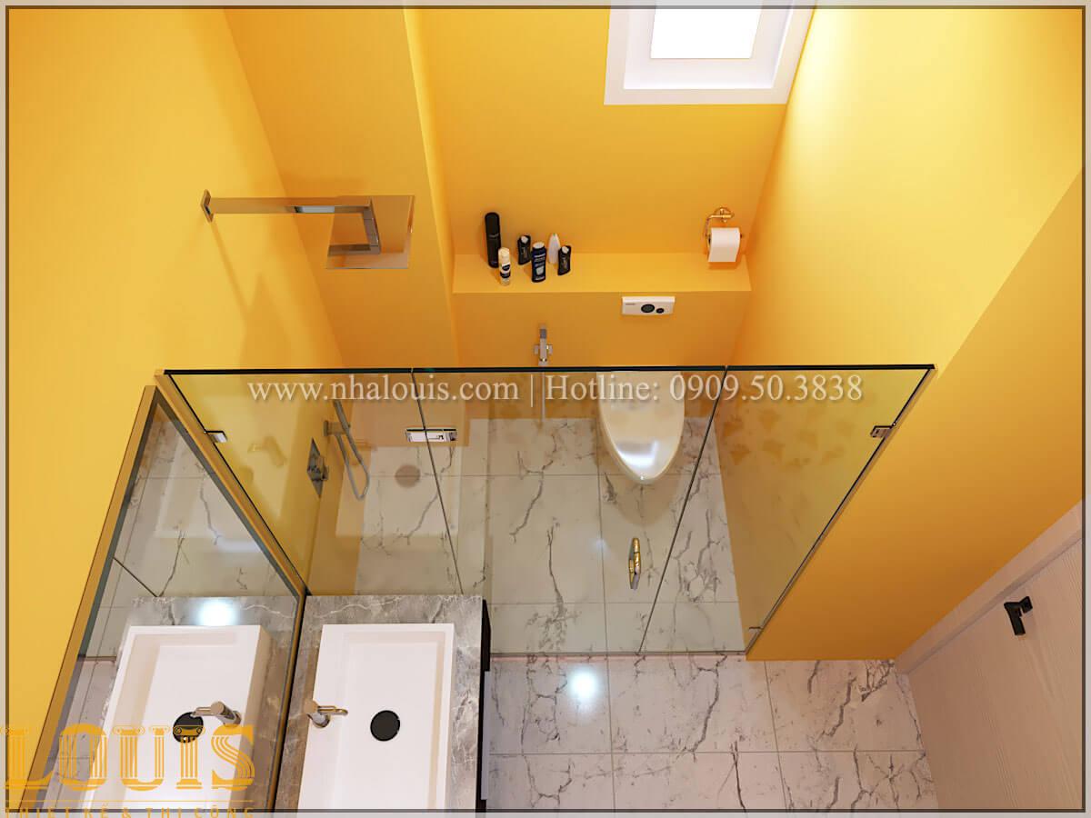 Phòng tắm và WC Cải tạo nhà biệt thự phố cập nhật theo xu hướng mới tại Quận 10 - 51