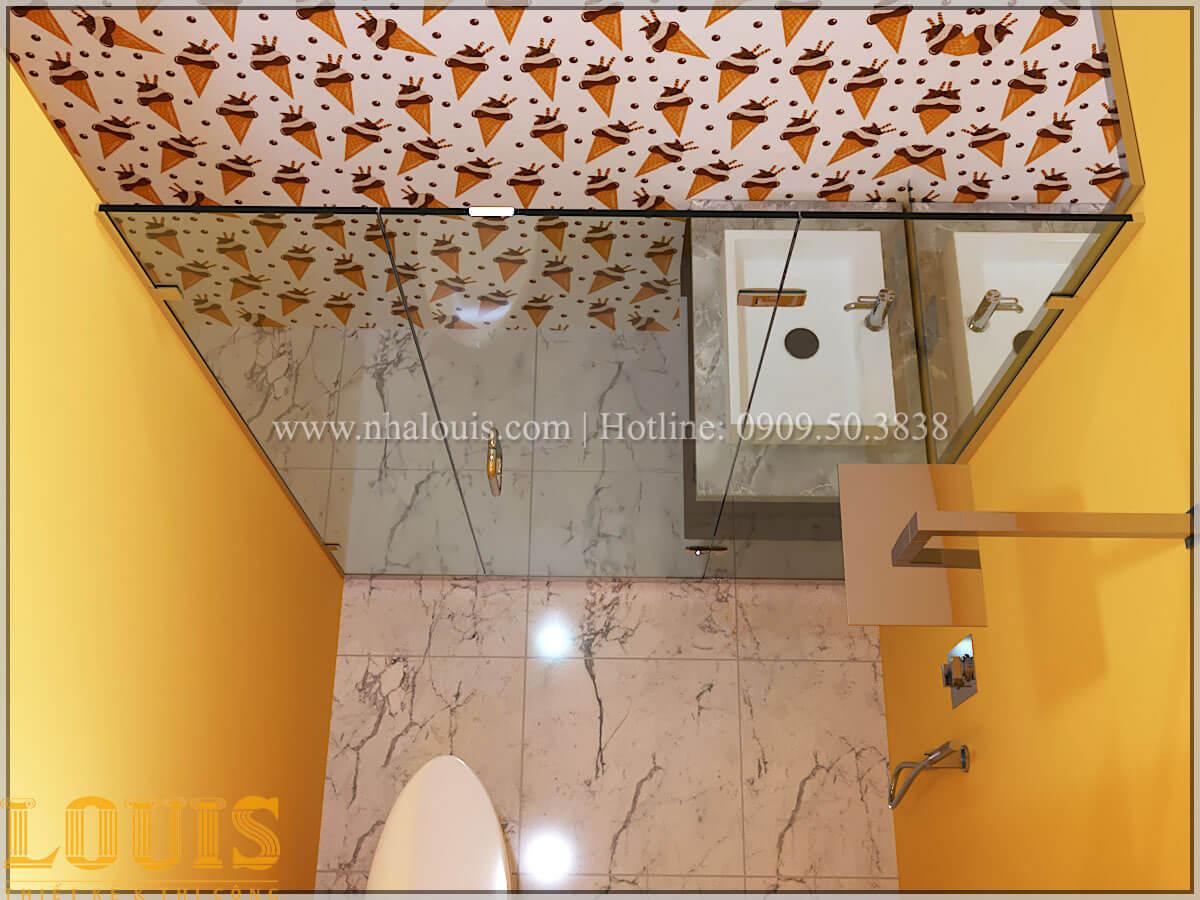 Phòng tắm và WC Cải tạo nhà biệt thự phố cập nhật theo xu hướng mới tại Quận 10 - 52