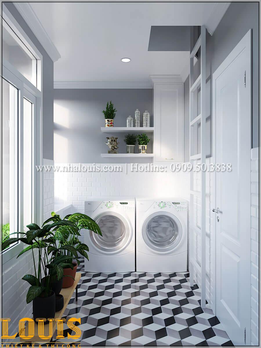 Phòng giặt sấy Cải tạo nhà biệt thự phố cập nhật theo xu hướng mới tại Quận 10 - 56