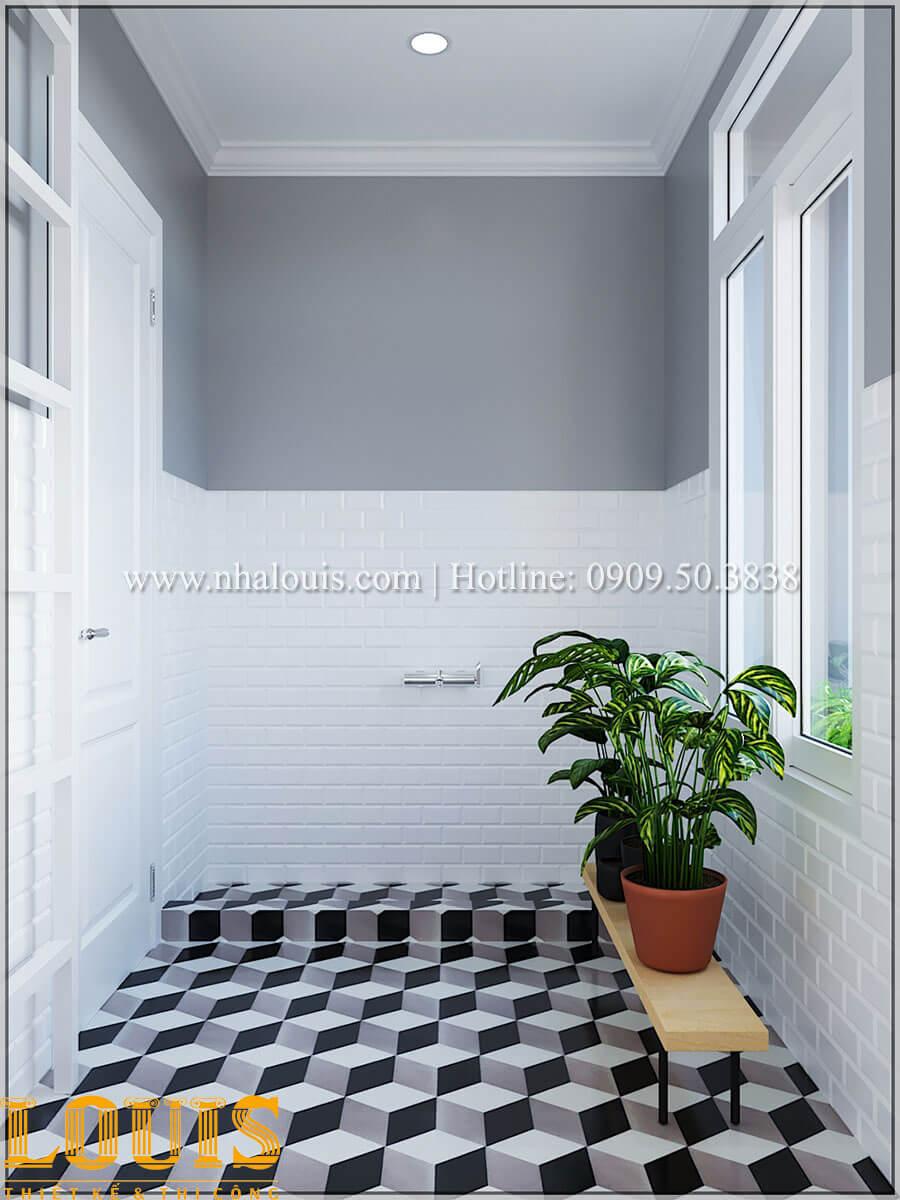 Phòng giặt sấy Cải tạo nhà biệt thự phố cập nhật theo xu hướng mới tại Quận 10 - 57