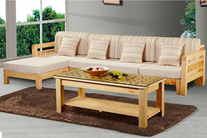 Chọn bàn ghế gỗ cho nhà 4x15 có phòng khách nhỏ thế nào hợp lý