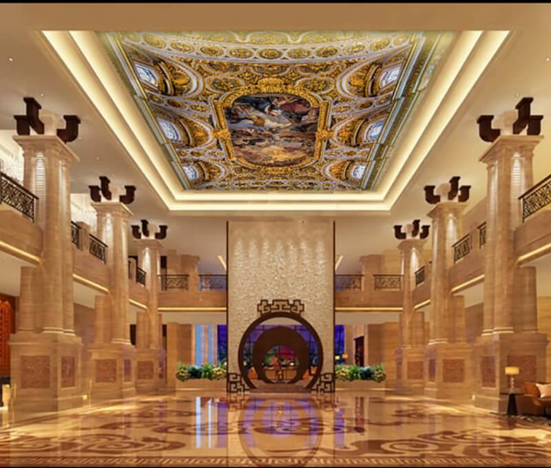 Gợi ý trang trí nội thất cho thiết kế khách sạn cổ điển đẹp chuẩn 5 sao