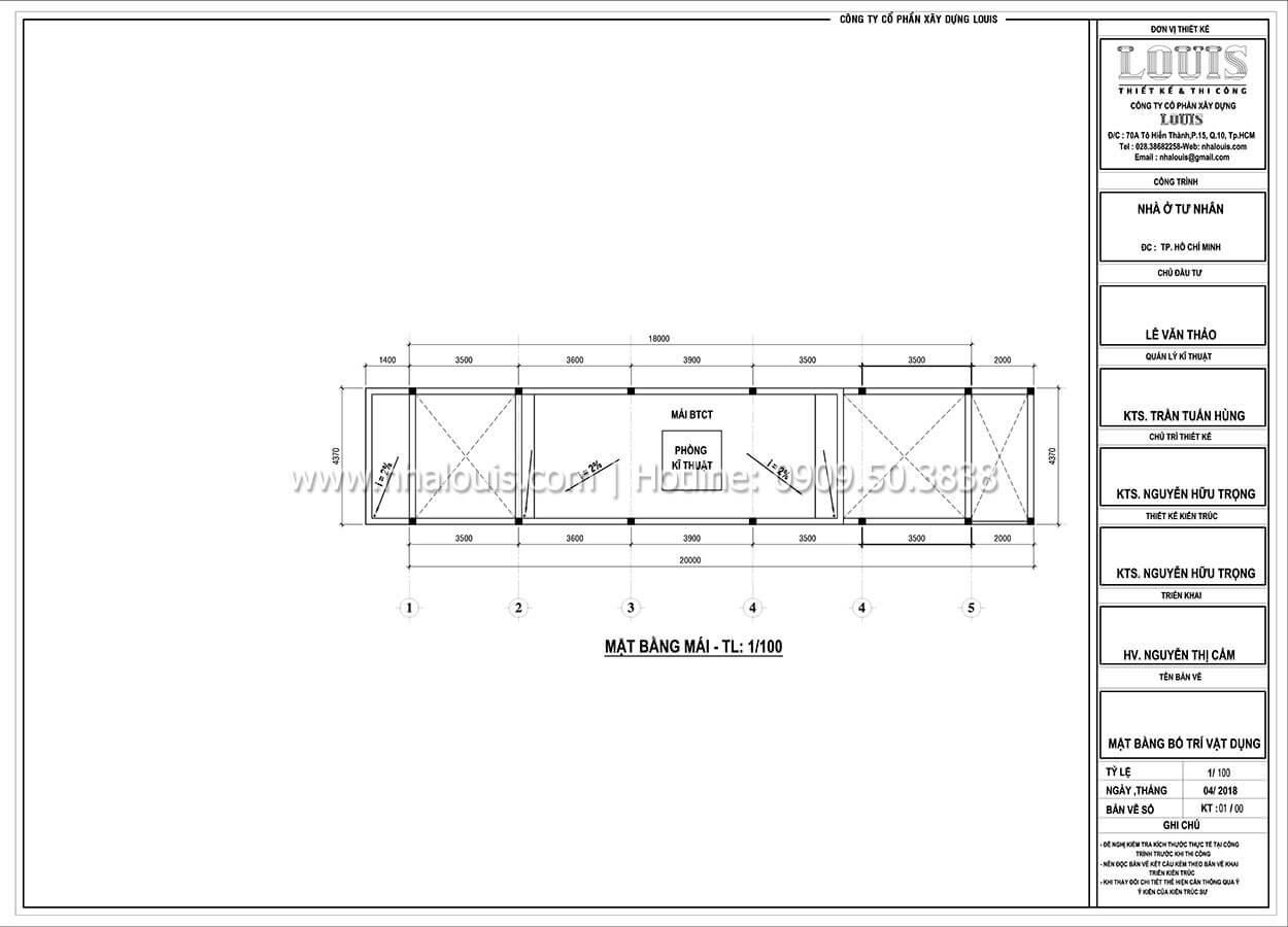 Thiết kế nhà tân cổ điển 6 tầng phong cách thời thượng tại Bình Chánh - 09