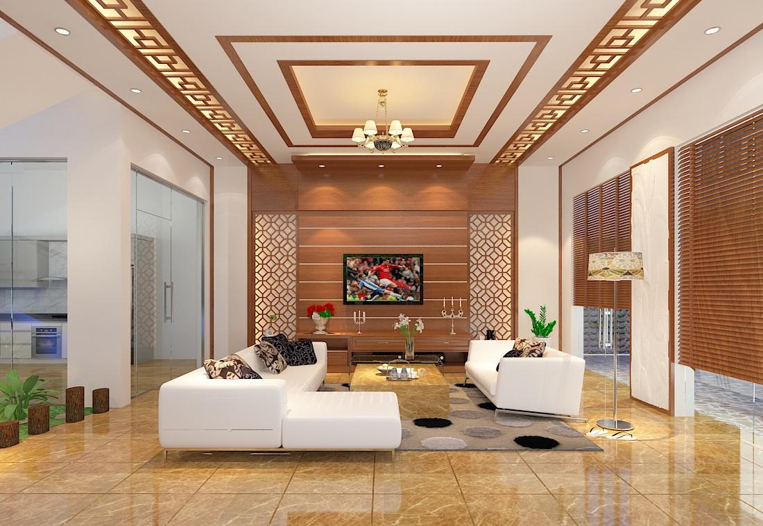 Những món phụ kiện không thể thiếu trong thiết kế nội thất biệt thự hiện đại