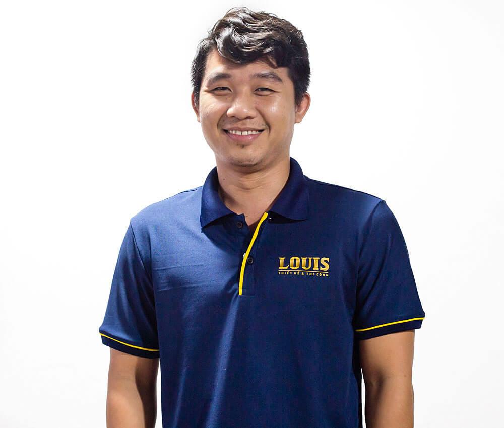 Kỹ sư công ty LOUIS- Nguyễn Công Thành