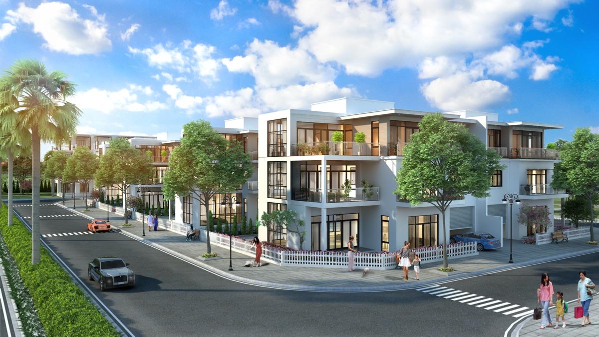 Tự xây hay mua thiết kế nhà liền kề có sẵn trong thời điểm hot hiện nay