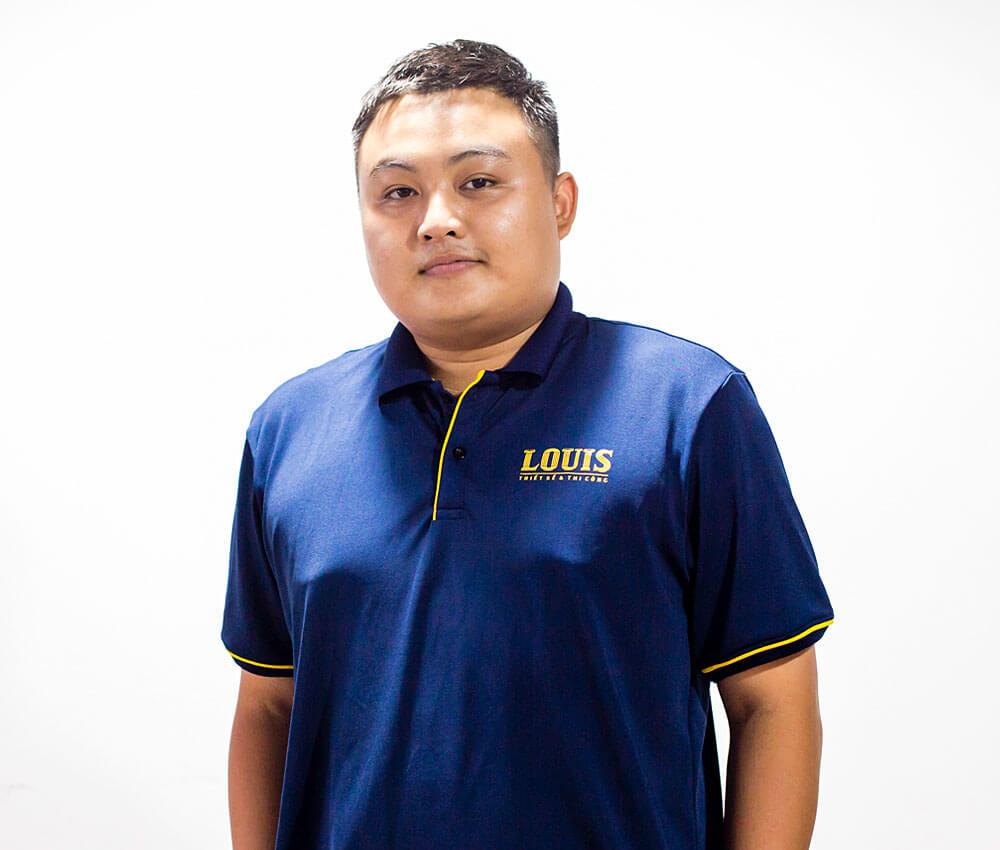 Chuyên Viên Thiết Kế Nội Thất công ty LOUIS- Phạm Thanh Nhã
