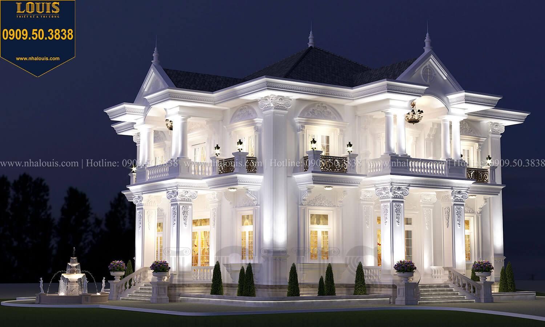 Xây biệt thự cần bao nhiêu tiền