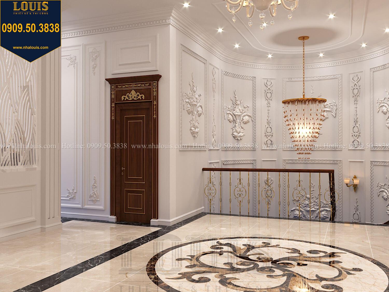 Phòng sinh hoạt chung Thiết kế biệt thự cổ điển 2 tầng nguy nga và đẳng cấp tại Tây Ninh - 44