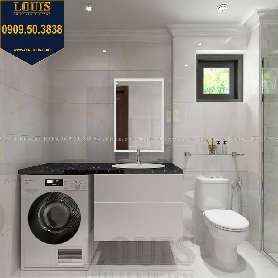 Phòng tắm và WC Thiết kế nhà phố tân cổ điển 5 tầng chuẩn sang trọng để cho thuê tại Quận 2 - 28