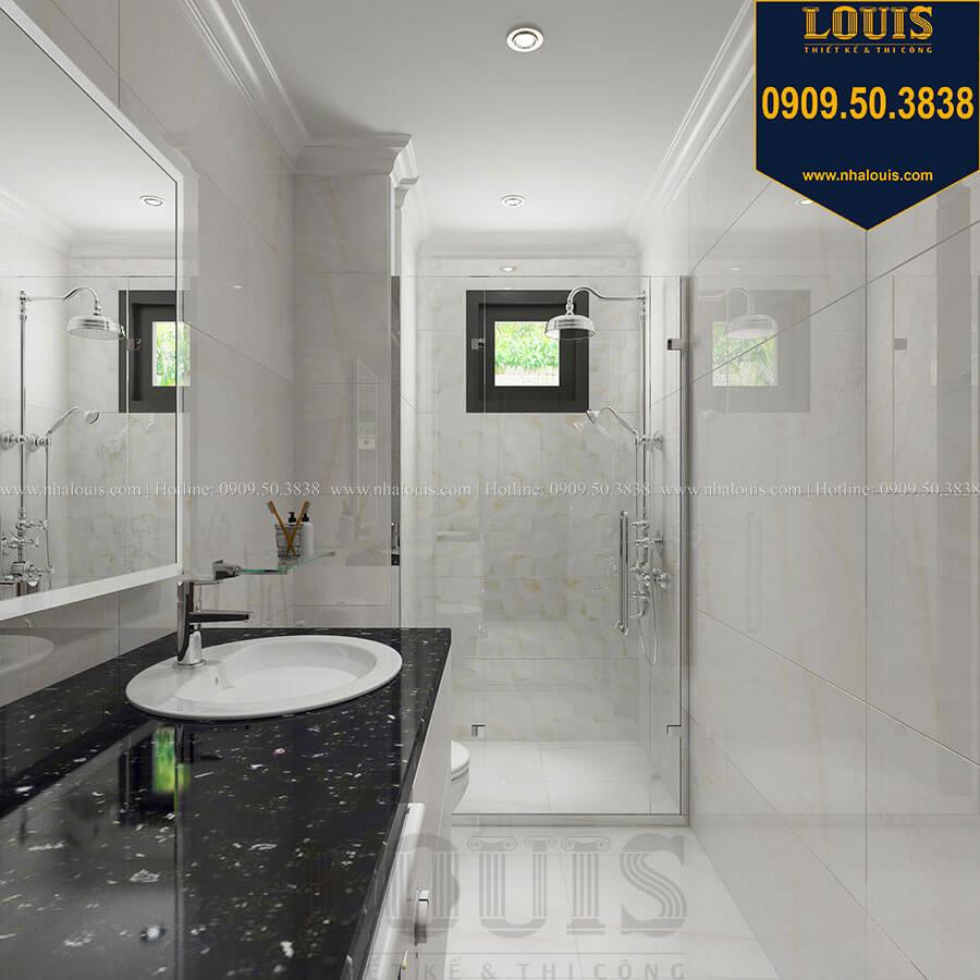 Phòng tắm và WC Thiết kế nhà phố tân cổ điển 5 tầng chuẩn sang trọng để cho thuê tại Quận 2 - 31