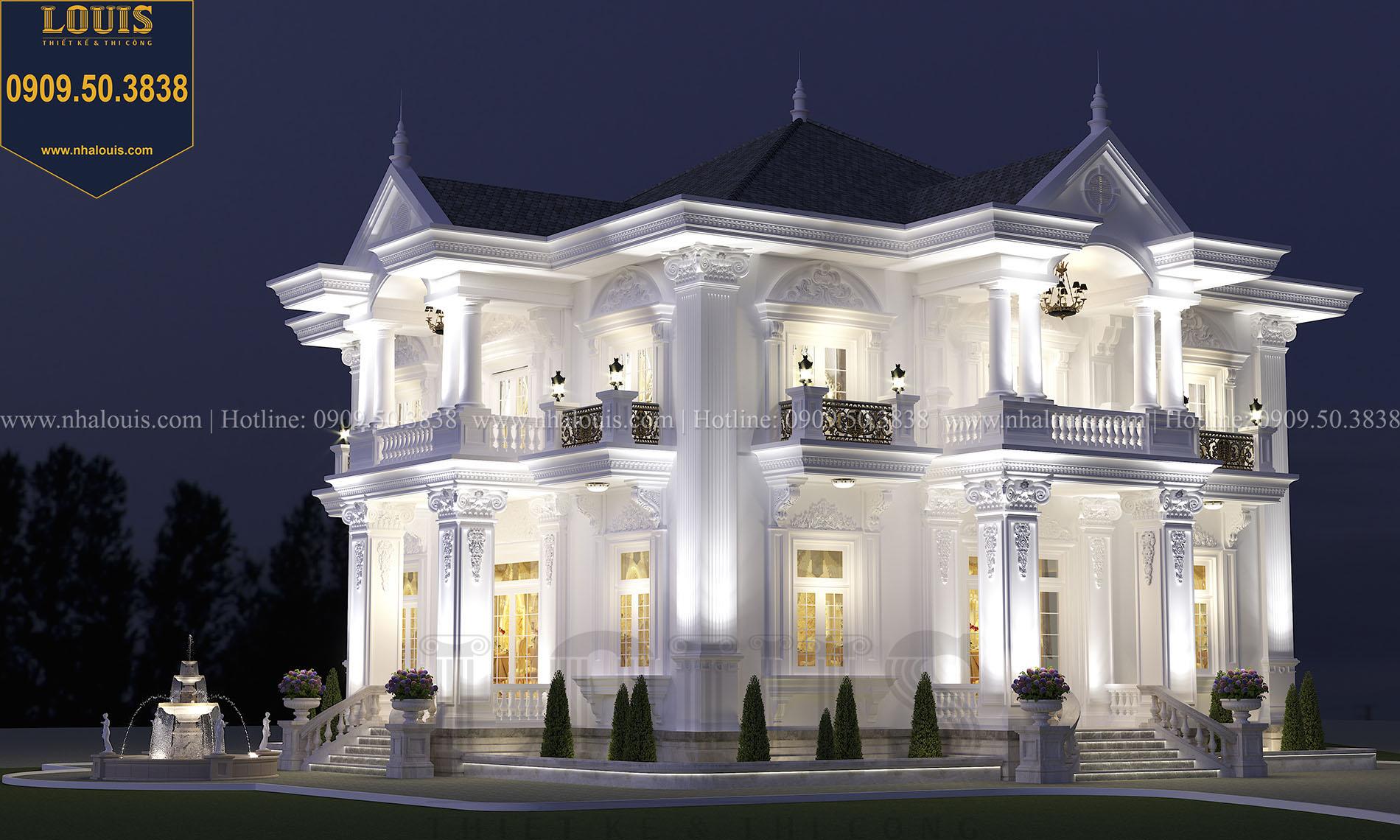 Hé lộ top 46 Mẫu thiết kế biệt thự đẹp và sang trọng