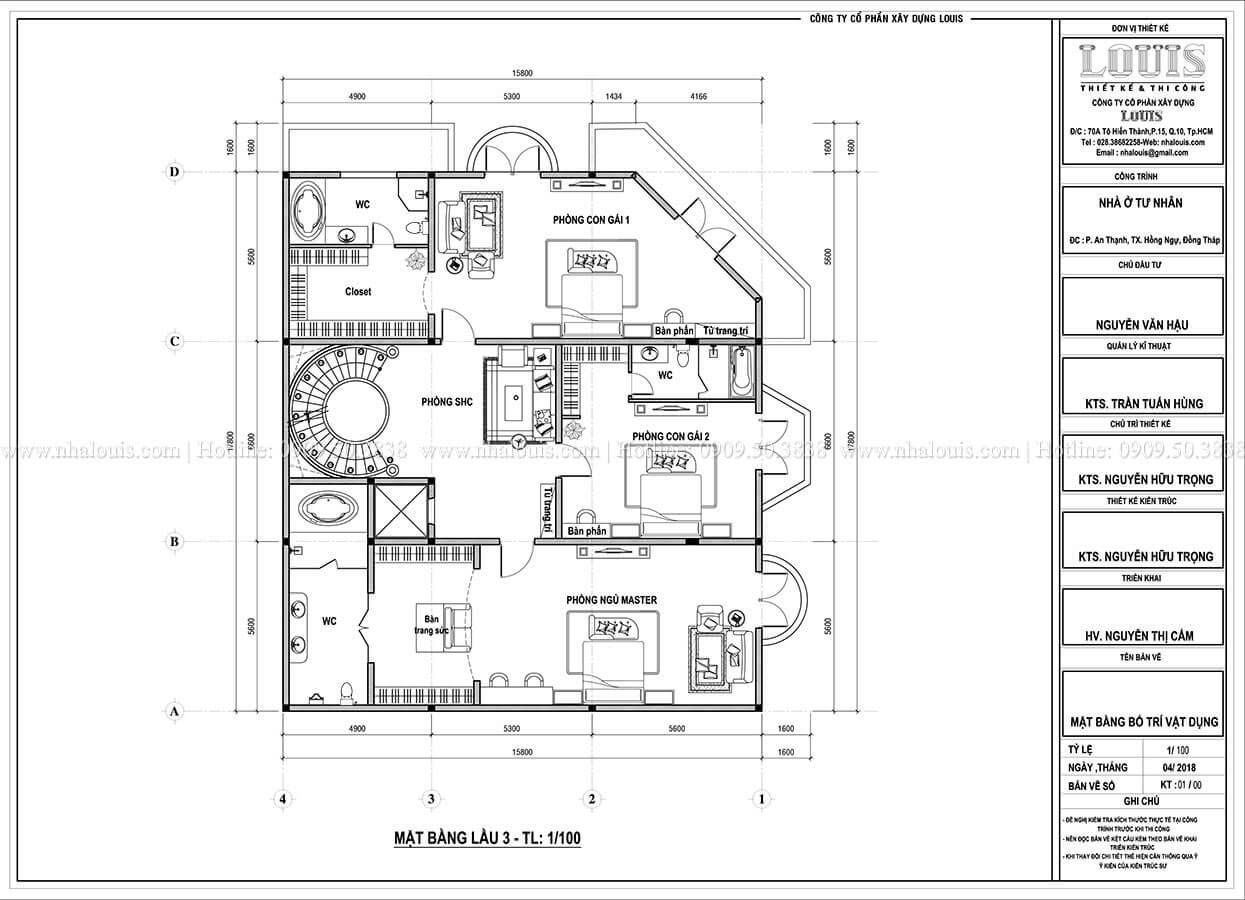 Mẫu thiết kế trung tâm thương mại xa hoa tại Đồng Tháp