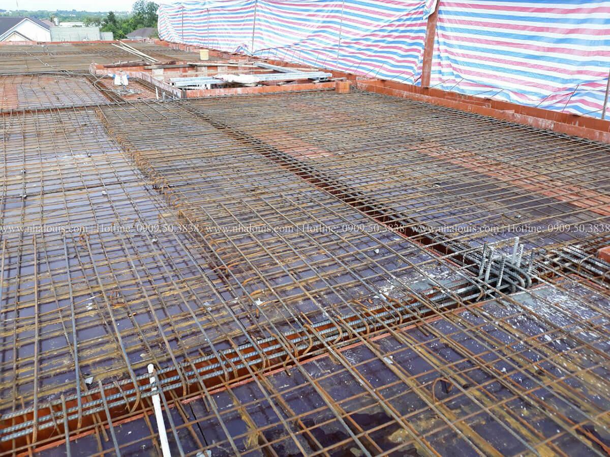 Thi công mẫu biệt thự đẹp 2 tầng tân cổ điển tại Tây Ninh