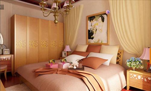 Trang trí phòng ngủ biệt thự 2 mặt tiền cho vợ chồng mới cưới cần lưu ý điều gì?