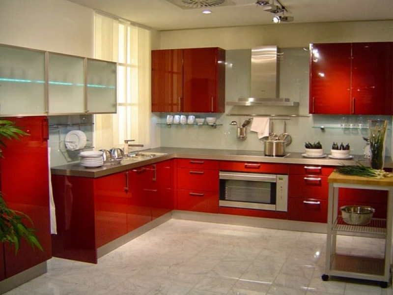 4 mẫu thiết kế tủ bếp biệt thự hiện đại 2 tầng bạn không nên bỏ lỡ