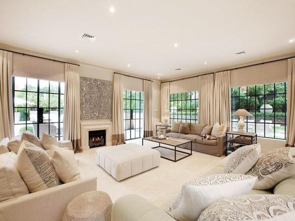 3 ý tưởng thiết kế phòng khách biệt thự mái ngói siêu đẹp bạn không nên bỏ lỡ