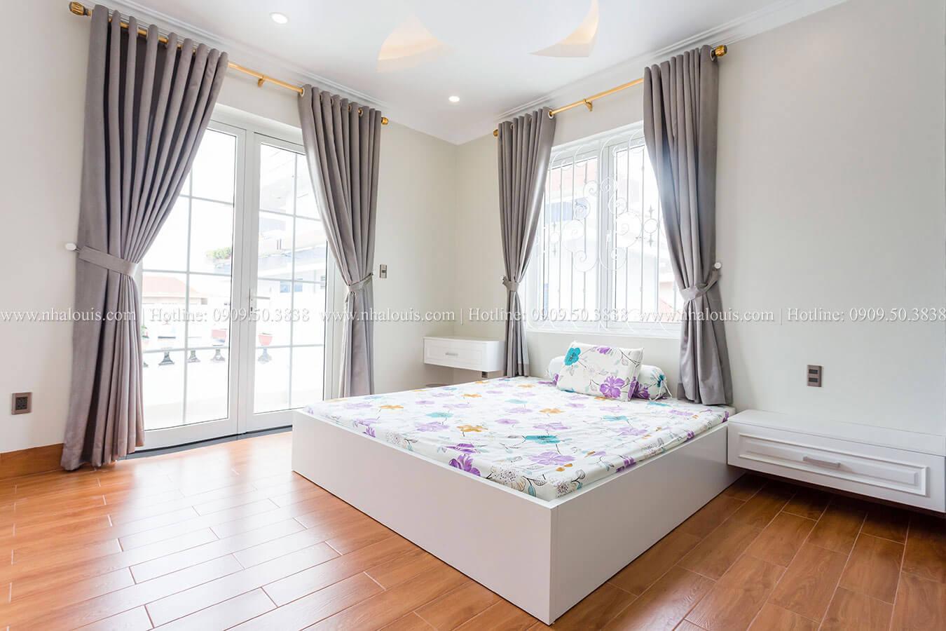 Phòng ngủ con gái ngày hoàn thiện