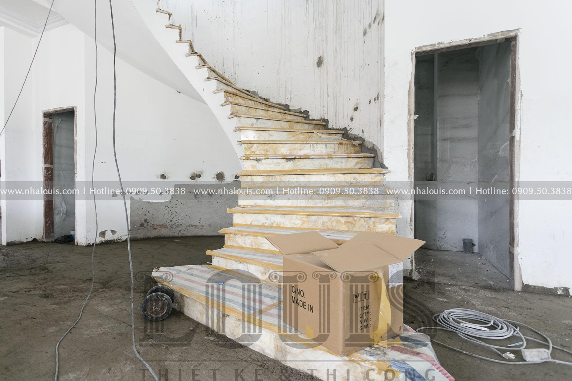 Rụng tim với biệt thự 3 tầng mái thái đẳng cấp tại Thủ Đức