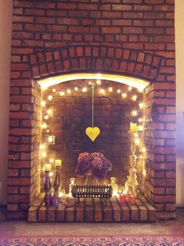 Ý tưởng trang trí biệt thự tân cổ điển 3 tầng đẹp lung linh đón noel với đèn dây