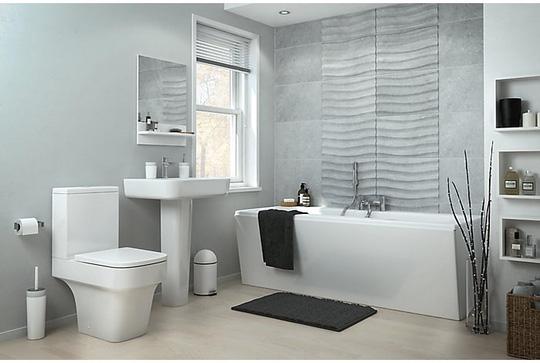 Cách cải tạo phòng tắm biệt thự mái ngói tiết kiệm nhưng sang trọng