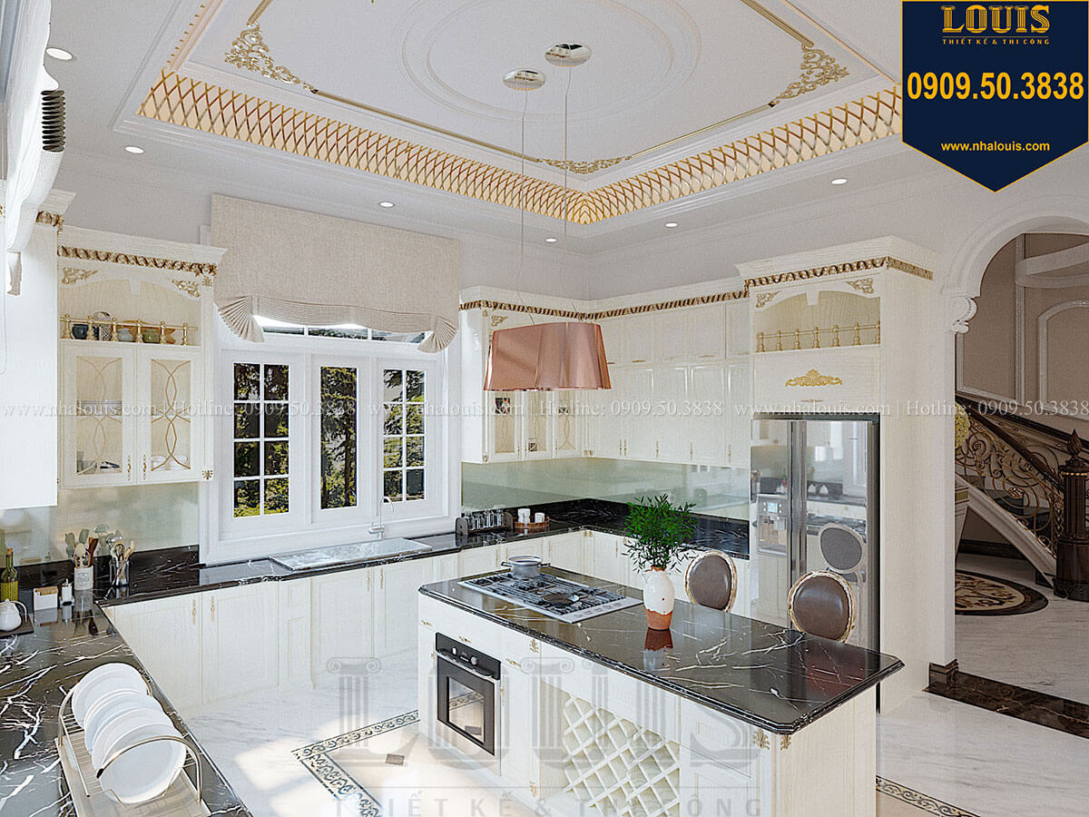 Làm sao thiết kế bếp ăn gia đình tối ưu công năng, thẩm mỹ và phong thủy