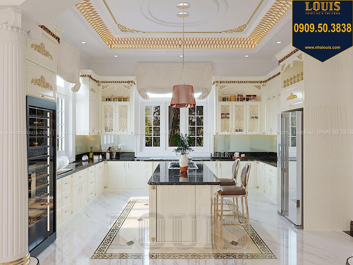Phòng bếp tiện nghi, thoáng sáng nhờ hai cửa sổ ngay khu vực bếp - 21