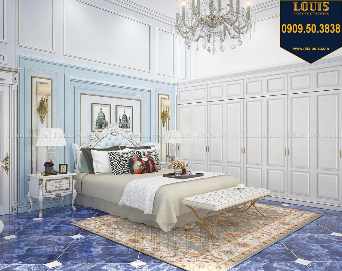 Phòng ngủ con trai Biệt thự 1 trệt 1 lầu tân cổ điển đẹp trang nhã tại Tiền Giang - 36