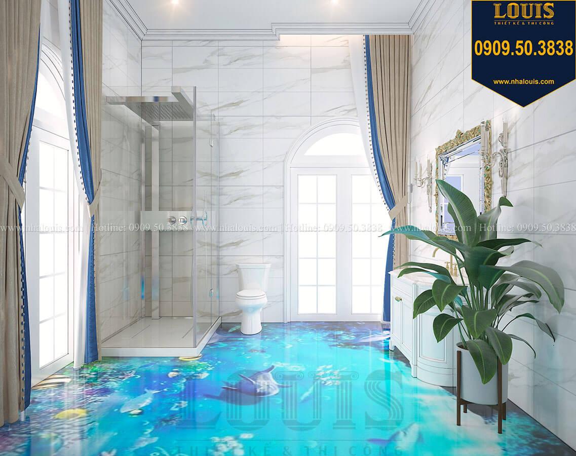 Phòng ngủ con trai với phòng tắm - WC ấn tượng - 39