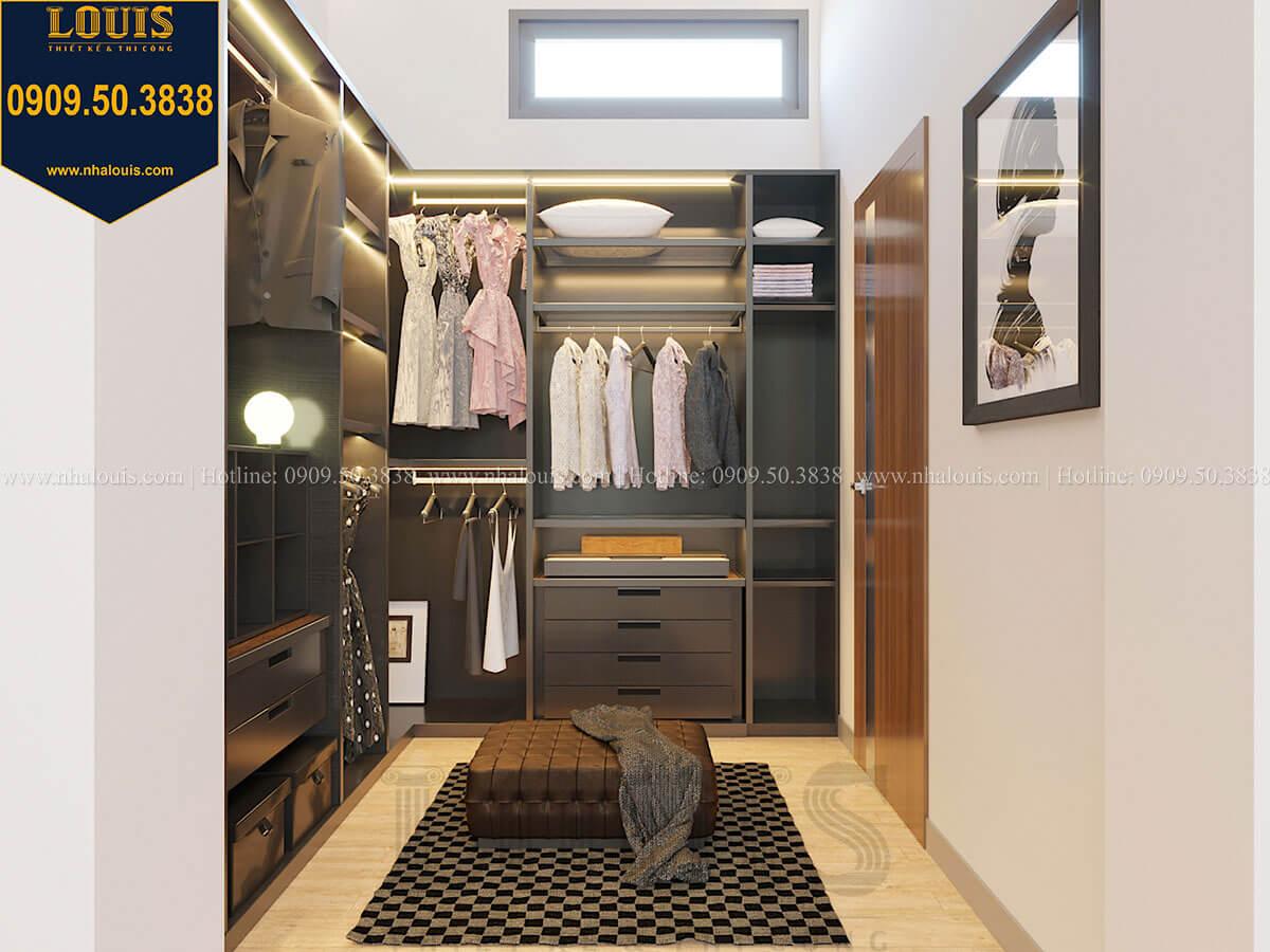 Phòng ngủ master Biệt thự 2 tầng hiện đại mặt tiền 13.5m sang chảnh tại Kiên Giang - 32