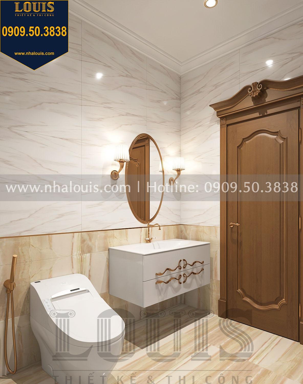WC phòng sinh hoạt chung