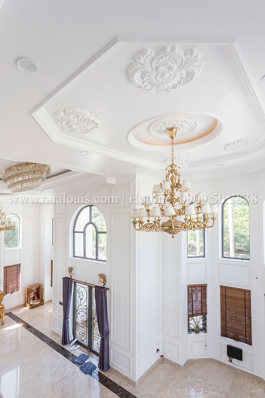 Dự án thi công biệt thự kiến trúc Pháp đẳng cấp ở Đồng Nai