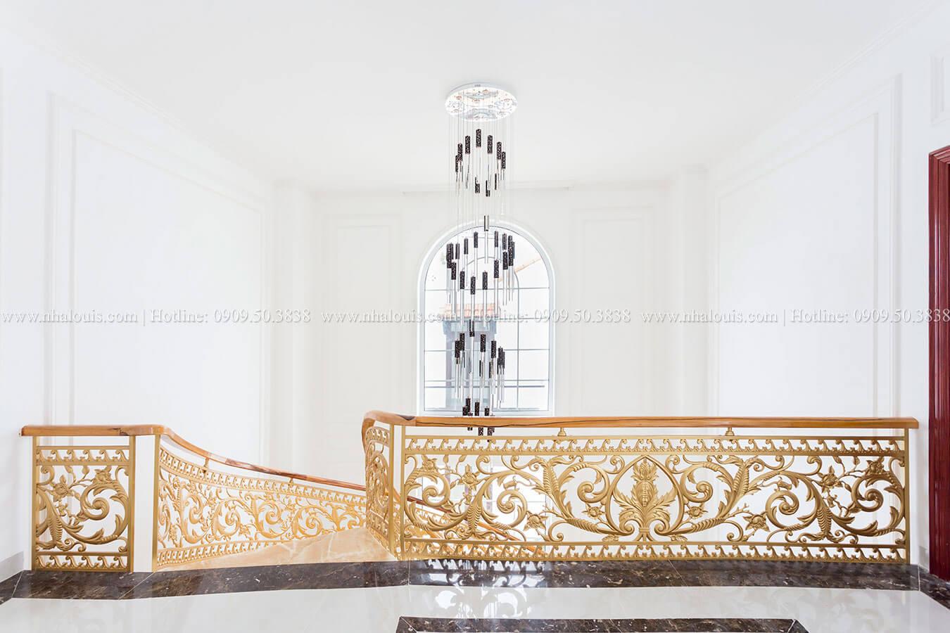 Hoàn thành dự án thi công mẫu biệt thự 2 tầng đẹp ở Hội An