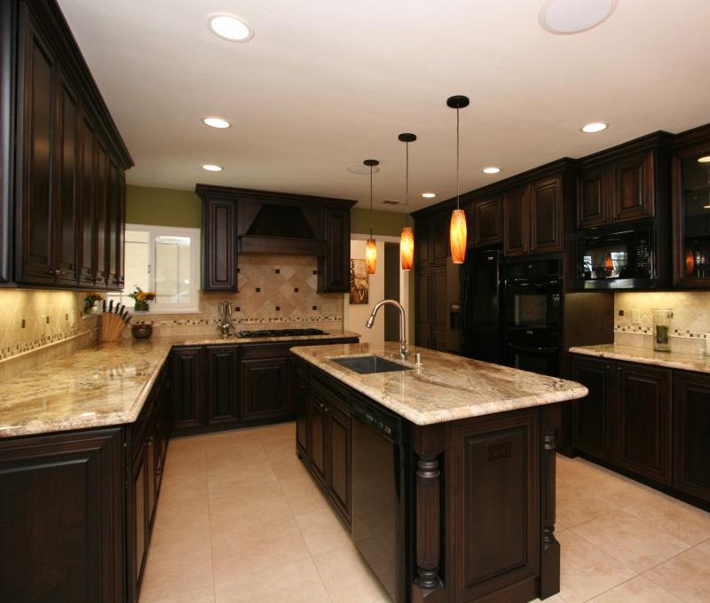 Hướng dẫn lựa chọn vật liệu mặt bàn bếp cho mẫu biệt thự đẹp 3 tầng