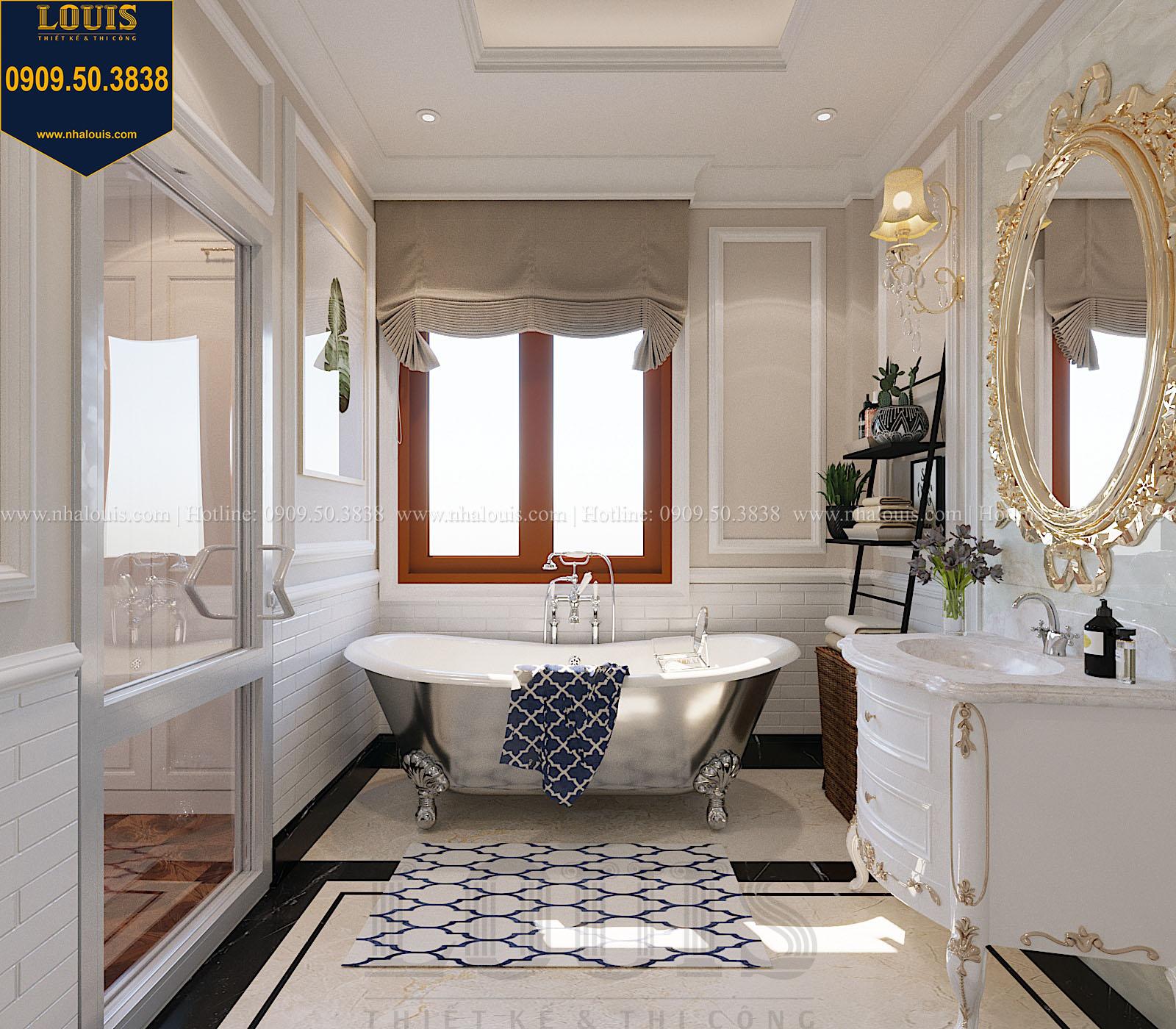 Công ty thiết kế nội thất biệt thự kiểu Ý