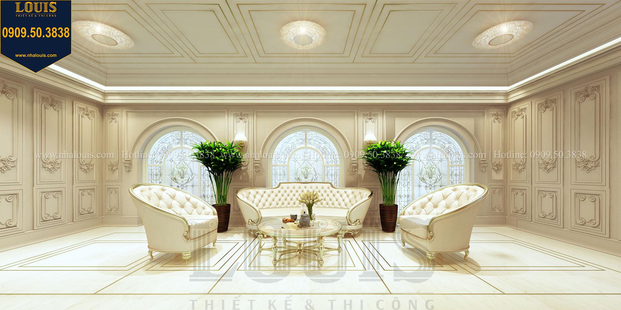 Công ty thiết kế nội thất biệt thự tại TPHCM