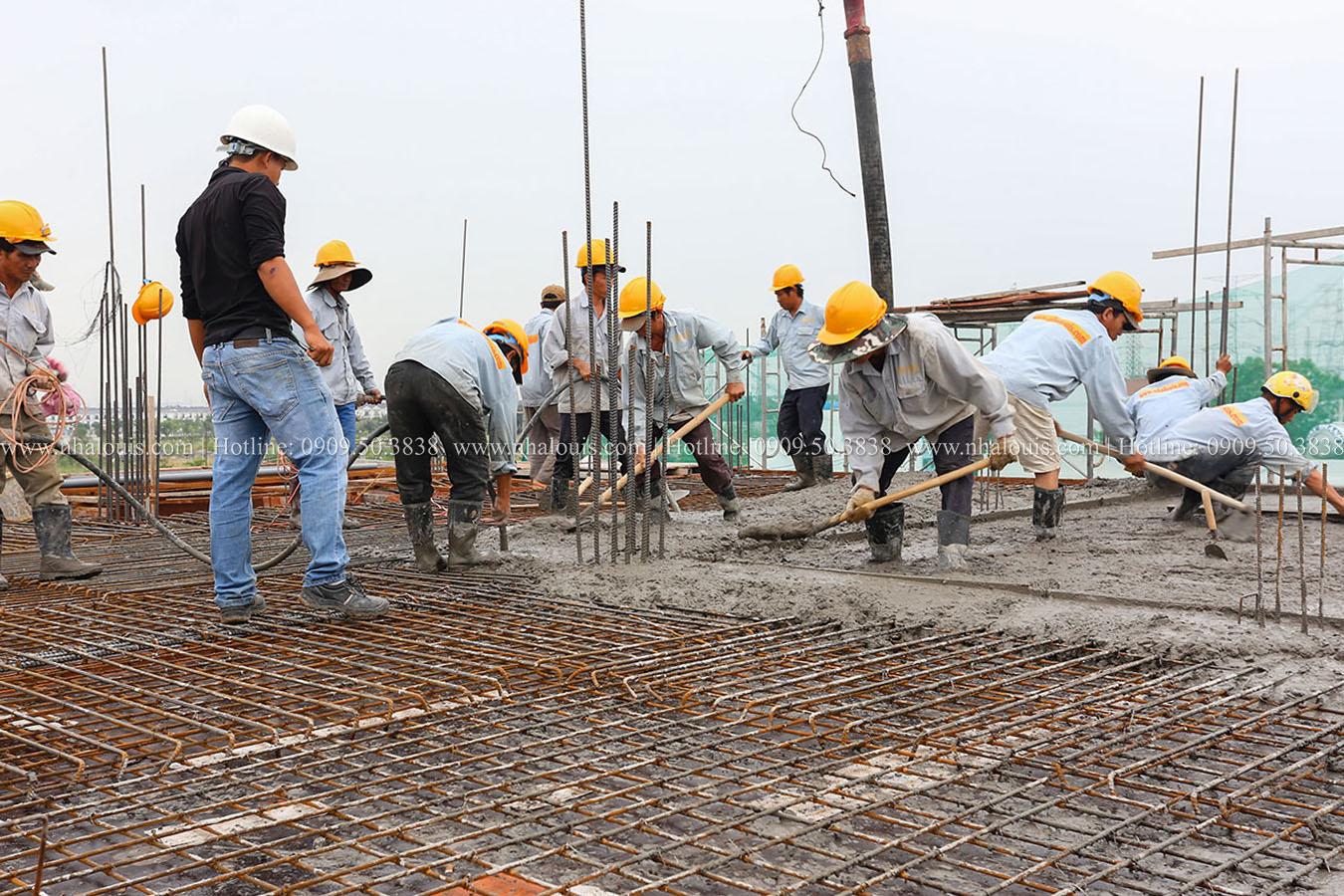 Công ty thi công xây dựng biệt thự uy tín tại TPHCM